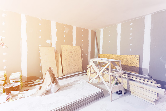 Every Building Needs Sturdy Framework and Drywall